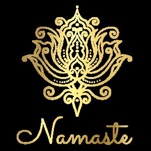 Namaste Meditation Yoga Sport Fashion