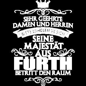 FÜRTH - Majestät