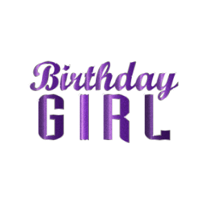 Birthday Girl T Shirt Gift