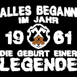 Holz Legende 1961