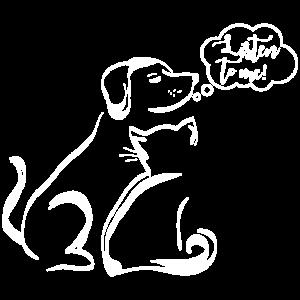 Jahr des Hundes. Weihnachtsgeschenke für Hundefreunde