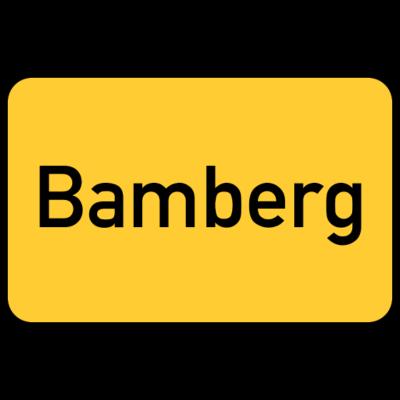 Bamberg -  - deutschland,Stadt,Ortsschild,Ort,Bamberg,Bad