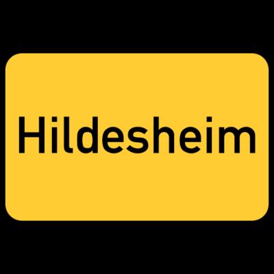 Hildesheim -  - Ortsschild,Ort,Hildesheim