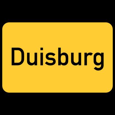 Duisburg -  - Ortsschild,Ort,Duisburg