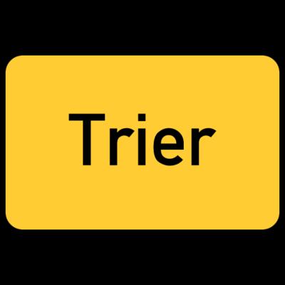 Trier -  - trier,ortsschild,ort