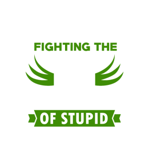 Cook Fighting The Forces Of Stupid Everyday Shirt