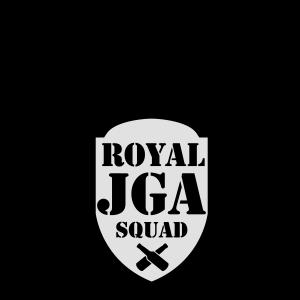 Königliche JGA-Truppe