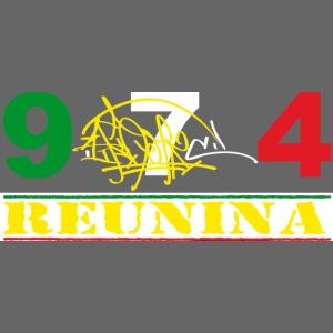 Design Ikon rasta - 974 Reunina