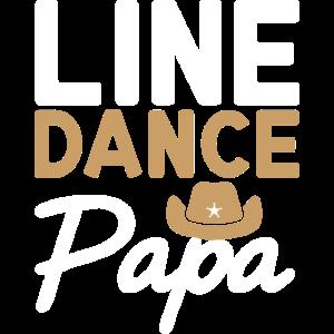 Line Dance Papa Linedance Papi Geschenk