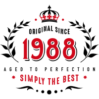 original since 1988 simply the best 30. Geburtstag