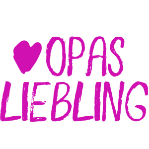 Opas Liebling - pink