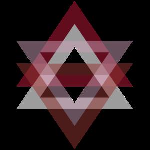 Dreieck Grafik Oldschool