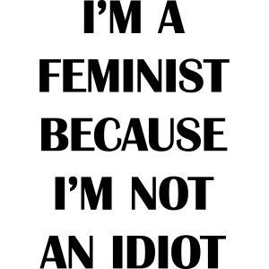 not idiot