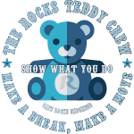The Rocks Teddy Crew - Blue