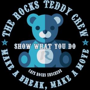 Rocks Teddy Crew - Blue