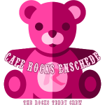 Rocks Teddy Bear - Pink