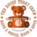 The Rocks Teddy Crew - Brown