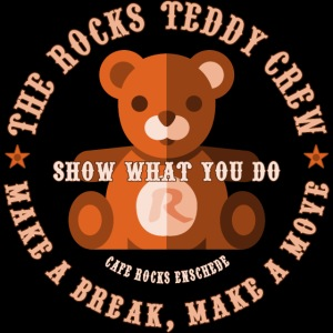 Rocks Teddy Crew - Brown