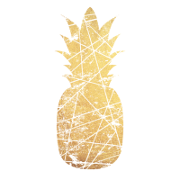 gold ananas