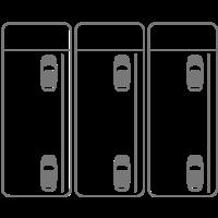Rückwärts Einparken / Reverse Parking / Stationnement En Marche Arrière