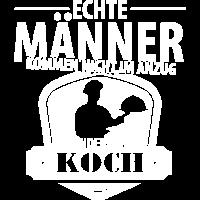 Koch Shirt-Echte Männer