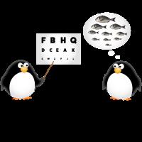 Pinguin Seh Test - Augenarzt