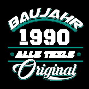 Baujahr 1990 Alle Teile original