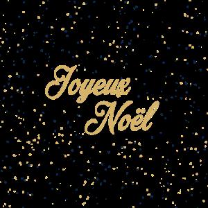 Frohe Weihnachten und Glitter
