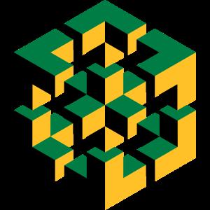 unmögliche Figur Escher Würfel Geometrie Phantasie
