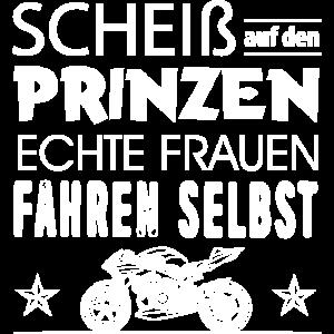 Motorrad-Shirt-Prinz