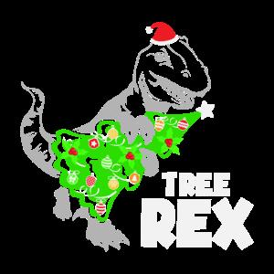Der Weihnachtsgeschenk-Dino