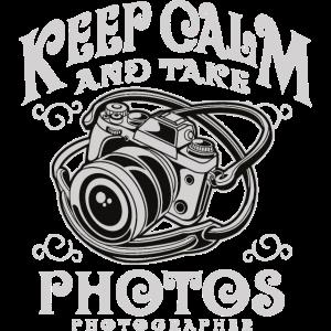 Bleib ruhig und fotografiere