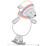 sheep_skating