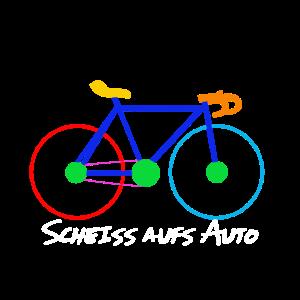 Fahrrad Rennrad Bike - Geschenkidee Fahrradfahrer