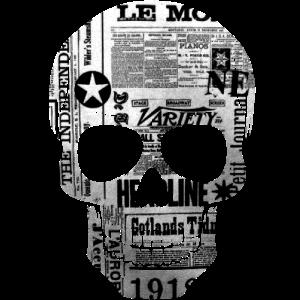 Totenkopf Zeitung