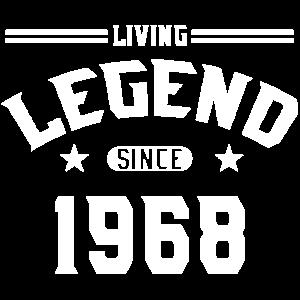 Lebende Legende seit 1968
