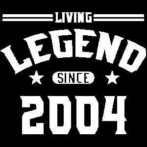 Lebende Legende seit 2004