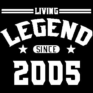 Lebende Legende seit 2005