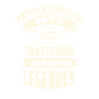 1978 - Premium Jahrgang ohne Smartphone