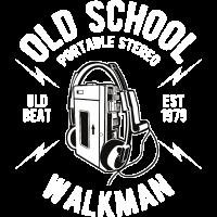 Alte Schule Walkman