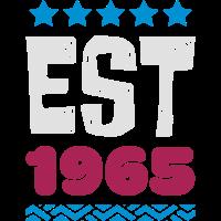 EST 1965 - ESTABLISHED IN 1965