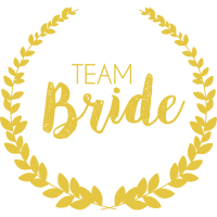 Team Bride GoldGelb