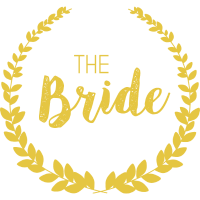 The Bride GoldGelb