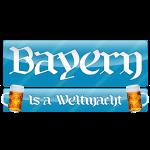 Bayern is a Weltmacht