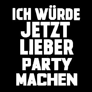 PARTY MACHEN