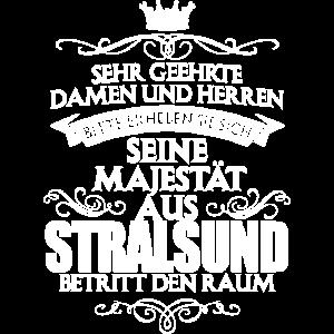 STRALSUND - Majestät