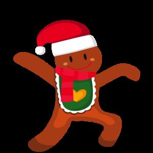 Lebkuchenmann Weihnachten