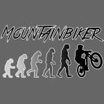 Mountainbiker Evolution