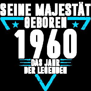 LEGENDEN 1960 / JAHRGANG / GEBURTSTAG / SPRUCH