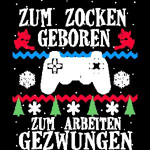 ZOCKEN/GAMER-Geschenk
